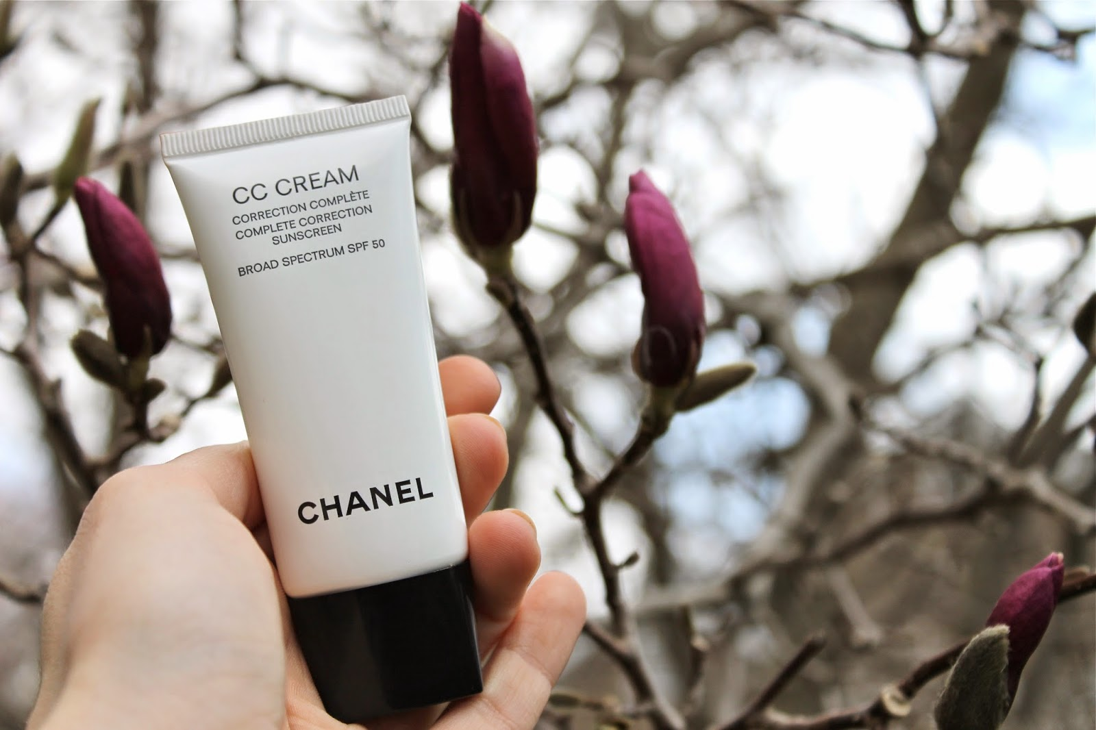 CHANEL CC CREAM: MY NEW BASE LOVE