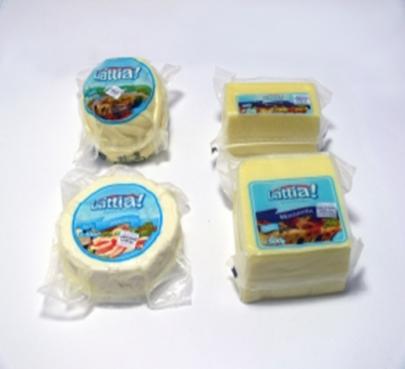 embalaje para quesos: