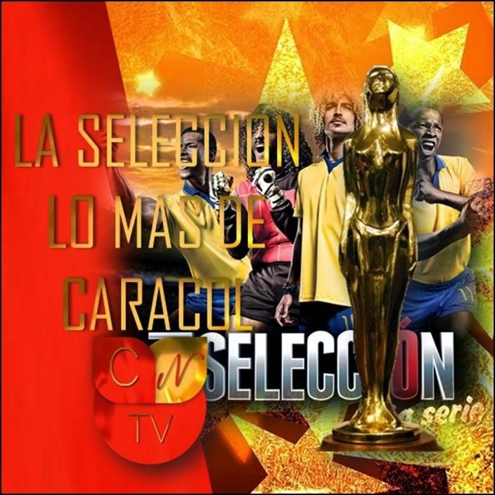 La Selección, protagonizada por EdgarVittorino y Omar Murillo fue la ...