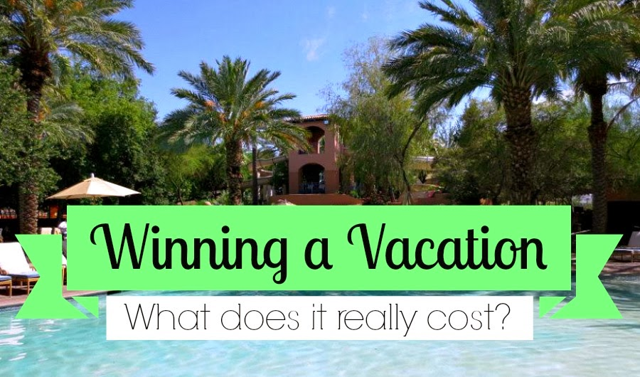 Travel sweepstakes cost and value