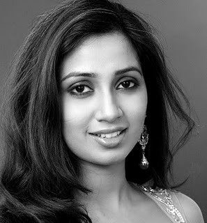 Indian Singer Shreya Ghoshal