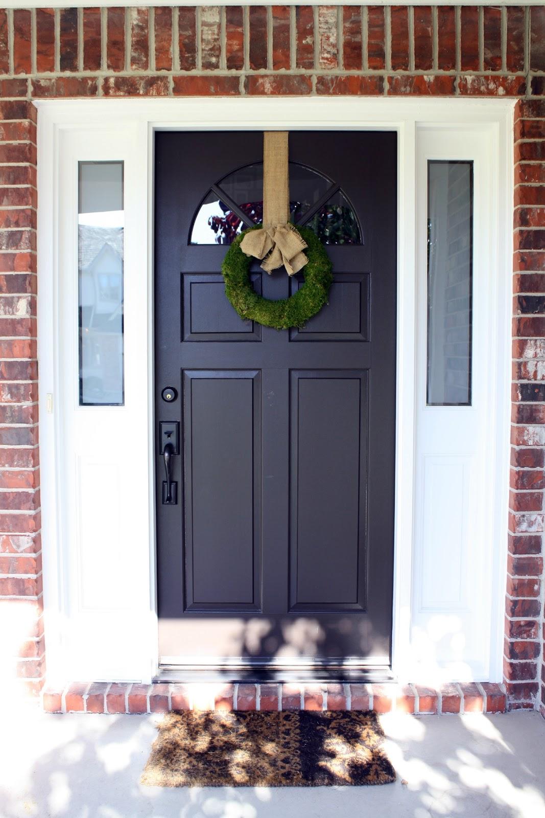 Pictures of front doors with storm doors -  Storm Doors Tutorial Friday November 11 2011