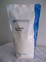 myprotein eggwhite protein powder