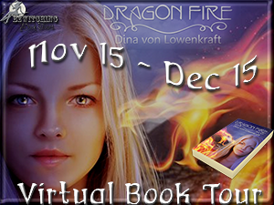 Dragon Fire Blog Tour