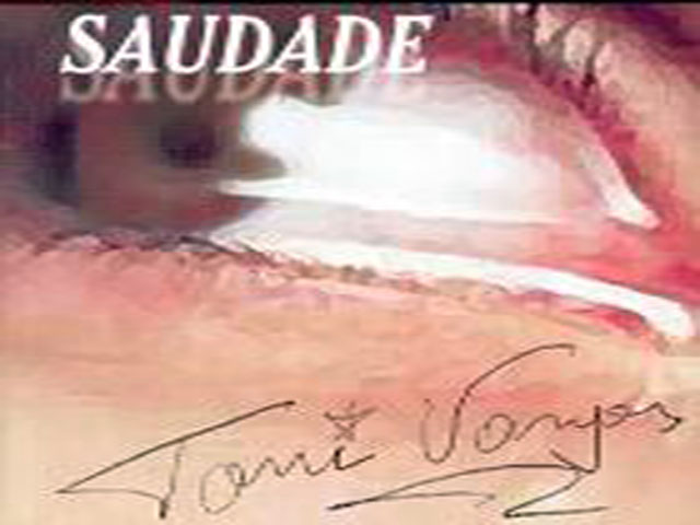 CD SAUDADE - MESTRE TONI VARGAS
