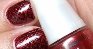 nail design winter