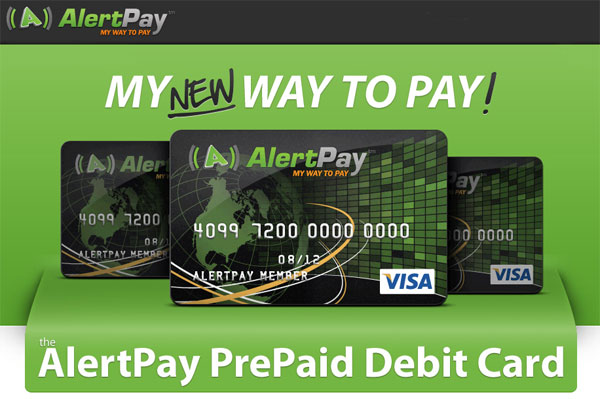 How to get AlertPay PrePaid Debit Visa Card from Bangladesh.