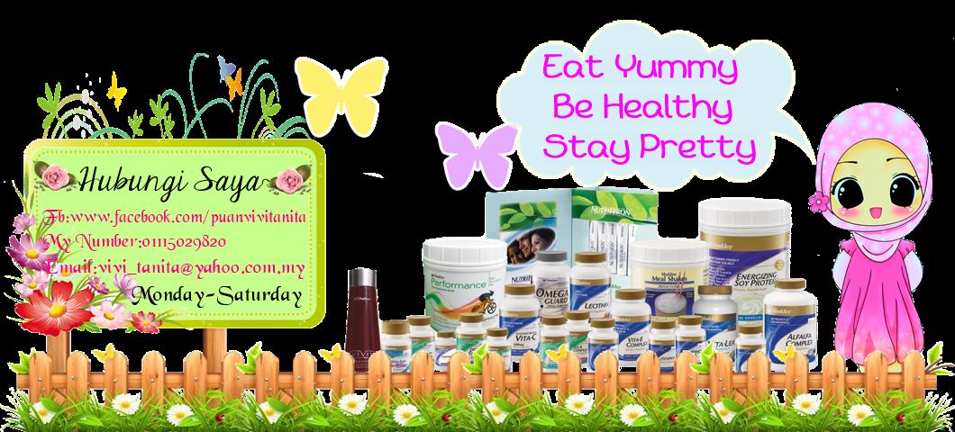 Eat Yummy Be Healthy Stay Pretty