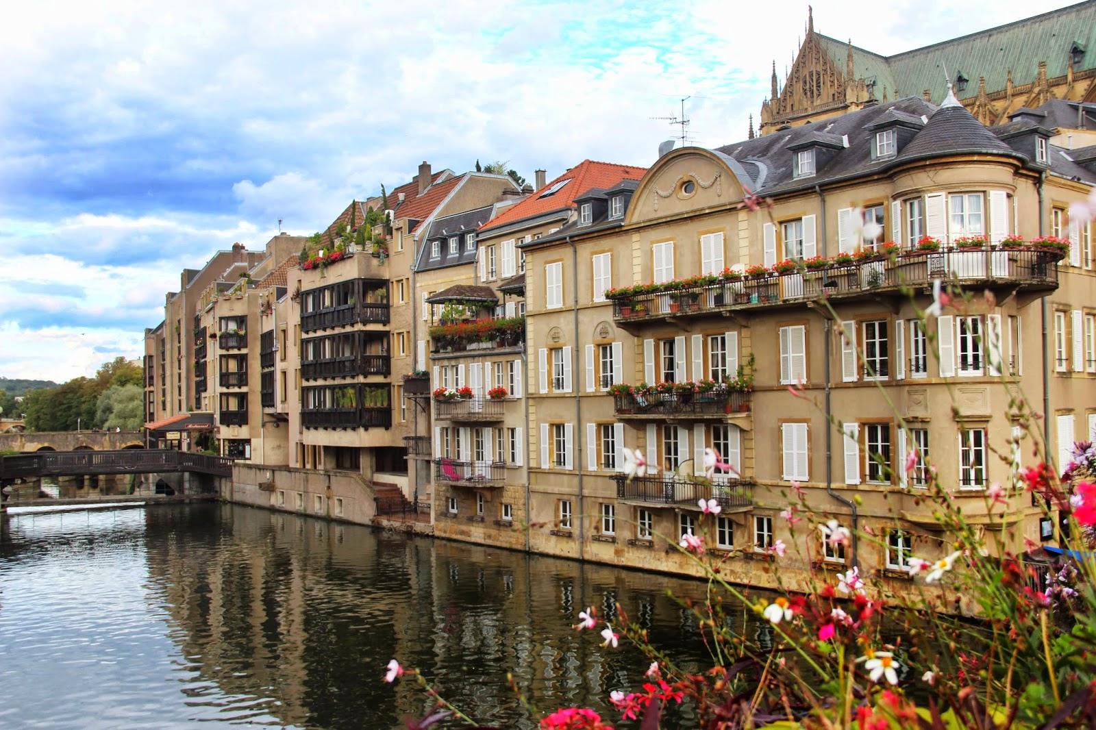 Metz France guide