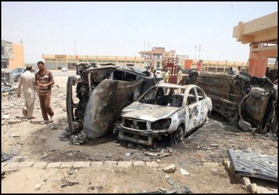 Kandahar Police Repel A VBIED Attack