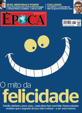 Download Revista Época O mito da Felicidade