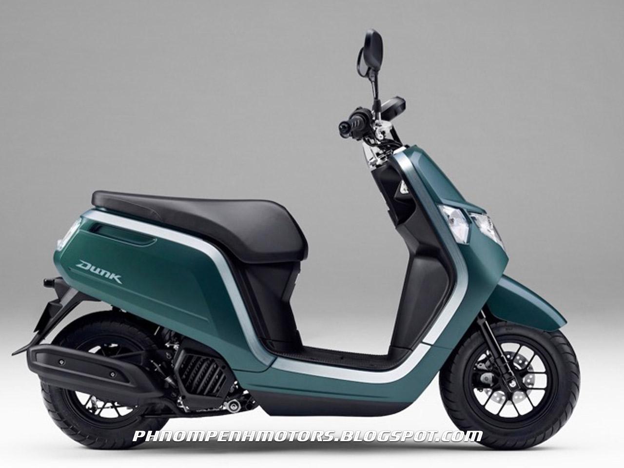 honda dunk 50cc coming soon price 1850 phnom penh motors. Black Bedroom Furniture Sets. Home Design Ideas