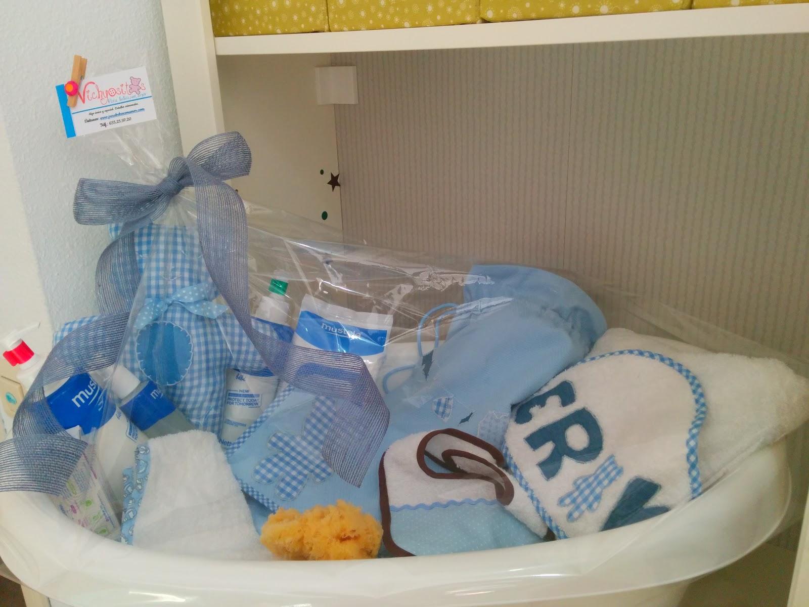 Canastilla Bañera Baño de burbujas (Para Bebés Con Amor)
