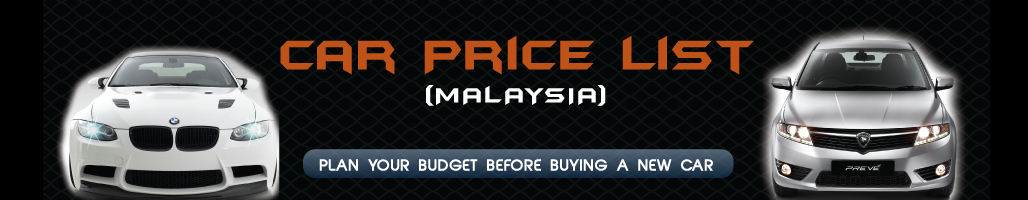 Harga Kereta di Malaysia
