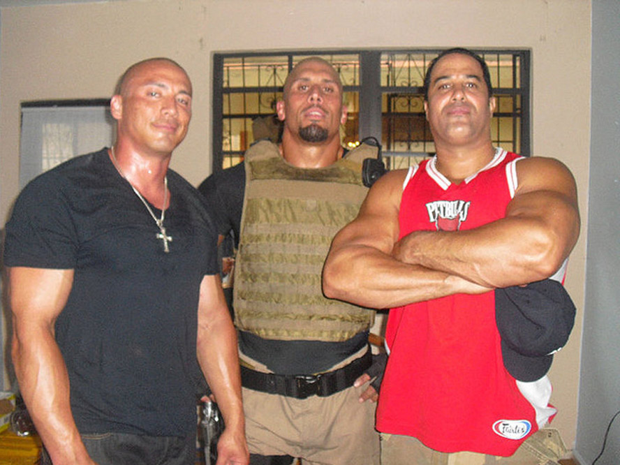 DSNG'S SCI FI MEGAVERSE: THE ROCK'S DYNAMIC STUNT DOUBLE ...