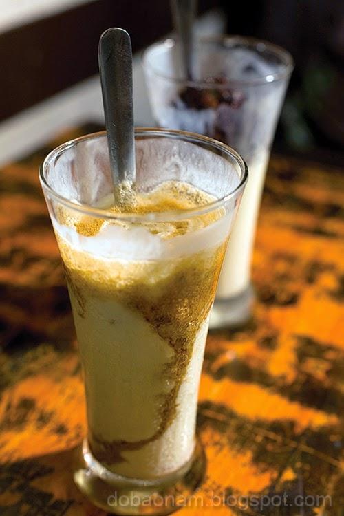 Cách làm sữa chua đánh đá cà phê thơm ngon