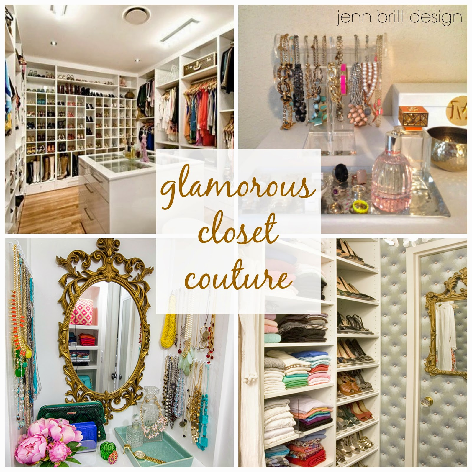 Ordinaire Glamorous Closet Couture