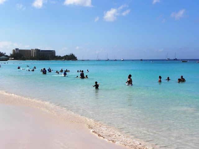 Carlise Bay Barbados
