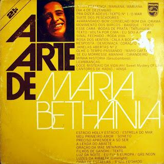 Maria Bethania - A Arte de Maria Bethania (1975)