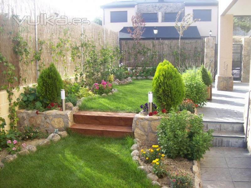 Construcciones el vik mayo 2013 - Jardineras para jardin ...