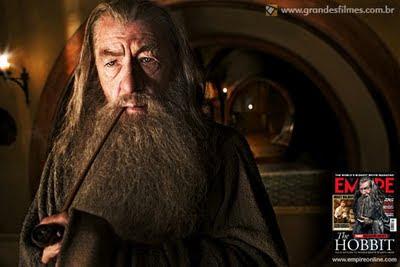 O Hobbit - Gandalf em Bolsão