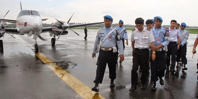 Indonesia lepas pesawat Singapura yang masuk tanpa izin