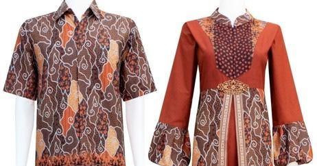 Baju Batik Gamis Bahan Katun Habis Blog Batik