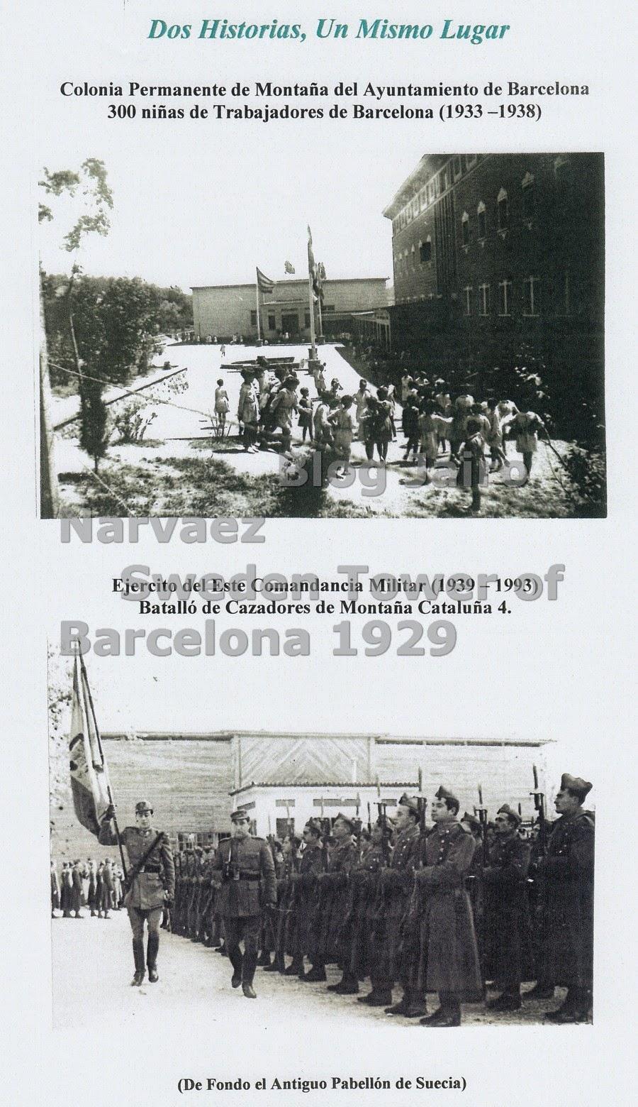 Versión Militar Pabellón de Caballeriza.
