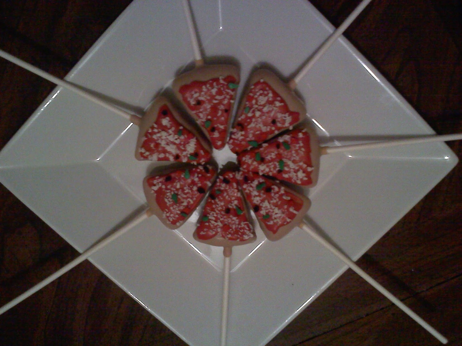 images of fondant cakes pizza chef