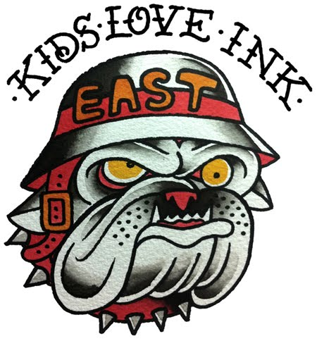 KIDS LOVE INK EAST