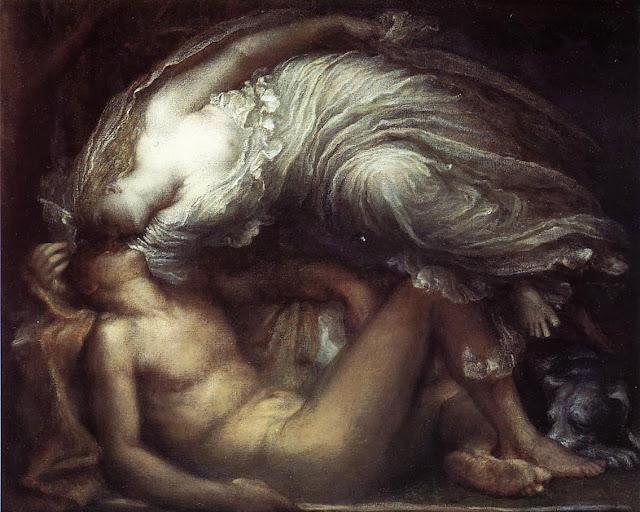 Engymoin,victorian painter,watts