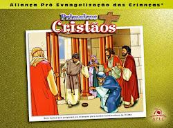 PRIMEIROS CRISTÃOS GANHOU O PRÊMIO ARETÉ 2013