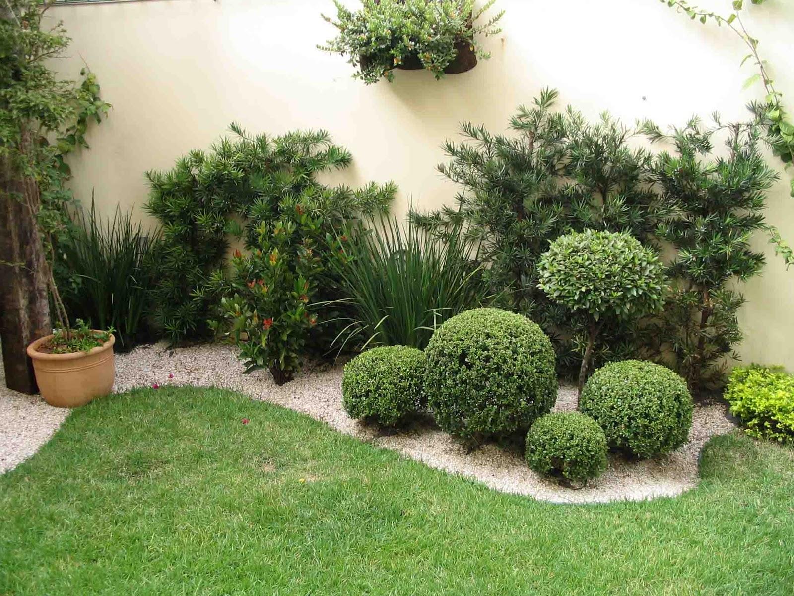 decorar jardim pequeno:S³ ARQUITETURA E PLANEJAMENTO: Jardins: decoração externa?