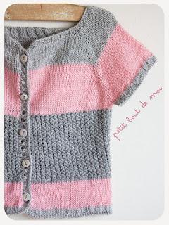 cardigan-enfant-tricot-gratuit