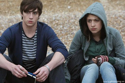 Angus, Thongs and Perfect Snogging: