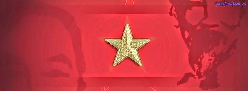 Hình ảnh cờ đỏ sao vàng