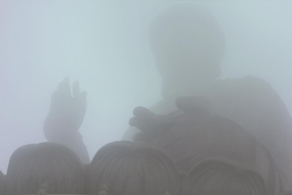Big Buddha - Hongkong - Lantau - Tian Tan Buddha - Buddha - Photography - Rexter
