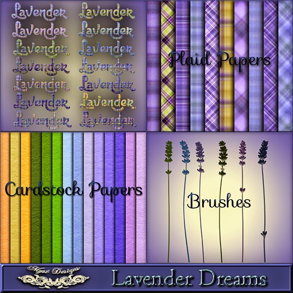 Lavender Dreams Add-On CU