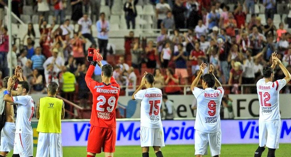 Preview Sevilla vs Fiorentina