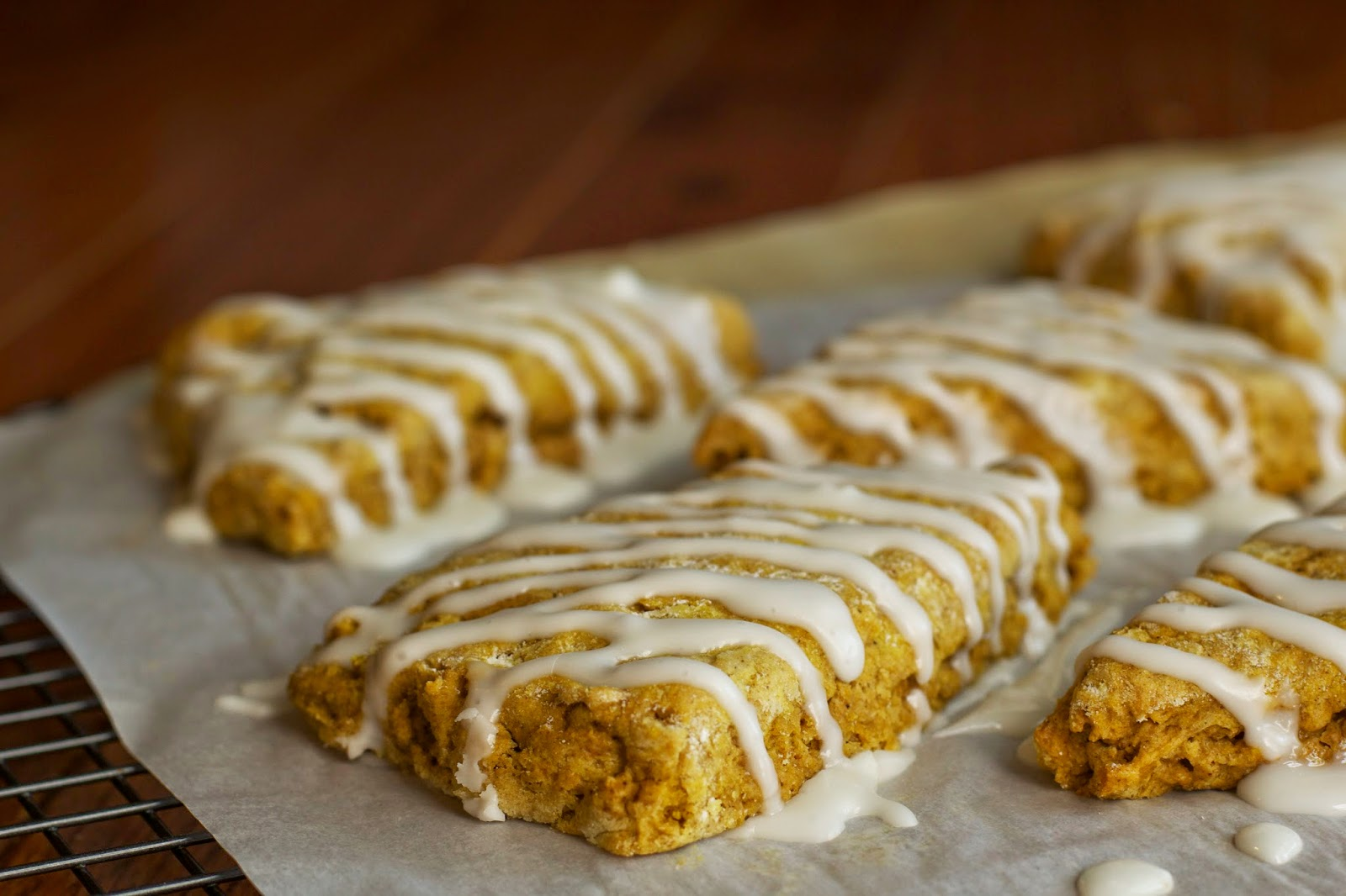 Starbucks Pumpkin Scones Copycat Recipe Goes Gluten Free & Egg Free ...