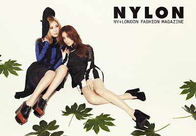 Secret - Nylon Magazine January Issue 2014