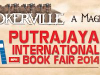 Pesta Buku Antarabangsa Putrajaya (Bookerville) & MPH Best of 2013 Award Night