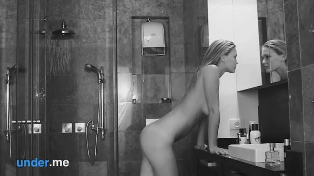 Bar Refaeli Sexy Under.Me Lingerie Promo Video