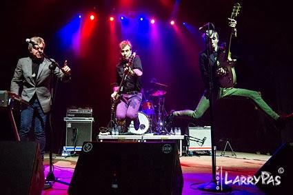 Crónica concierto The Fleshtones Bilbao enero 2014