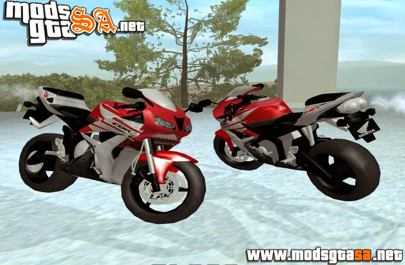 SA - Honda CBR 600RR 2012