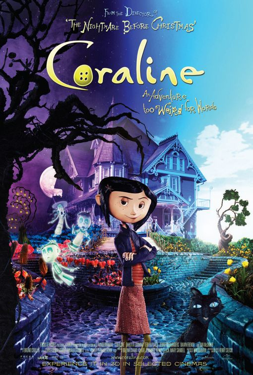 Coraline 2009 - Coraline 2009