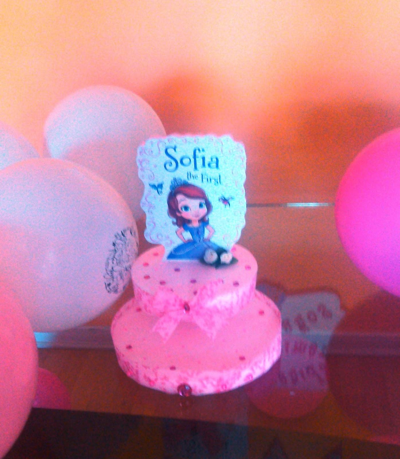 La Princesa Sofía - Perfect Slumber Party (Fiesta de