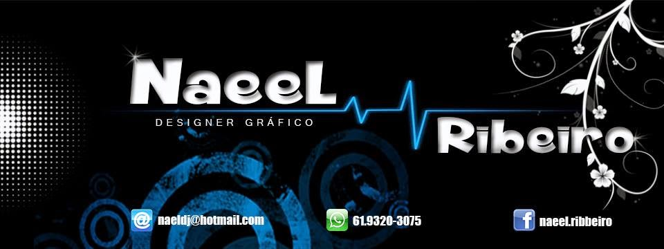 Naeel Ribeiro designer gráfico