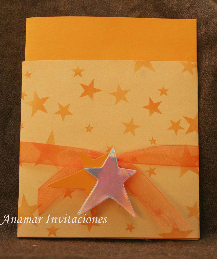 Invitación para XV años   Anamar Invitaciones