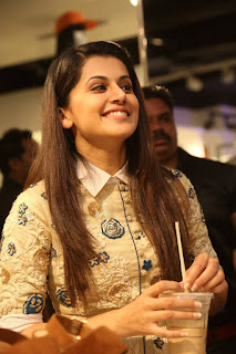 Tapsee Photos At Forever 1 Spring Summer Collection Launch | Hd Stills